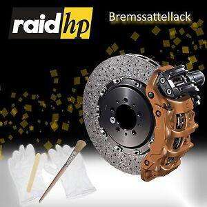 raid hp bremssattel lack 350044 kupfer metallic 6 teilig ebay. Black Bedroom Furniture Sets. Home Design Ideas
