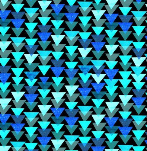 2 Feuilles cadeau papier cadeau anniversaire géométrique bleu homme Papa Mari frère