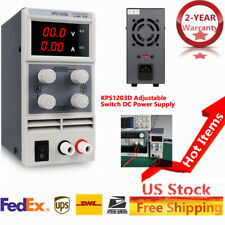 Kps1203d Dc Power Supply Variable Ac110v Adjustable Switching Regulated 0 120v
