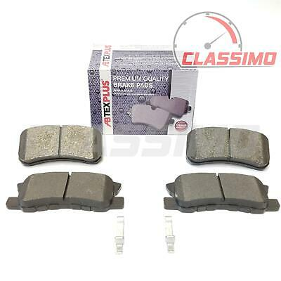 Brake Pads Set fits MITSUBISHI GRANDIS NA8W 2.0D Front 05 to 10 QH MN116445 New