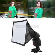 New Softbox Flash Diffuser for Canon 580EX 430EX 550EX Camera Nikon Sony 15*17cm