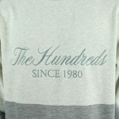 M Sweatshirt Westman The Crew Hundreds Heather taglia nella Athletic Cqtt85w