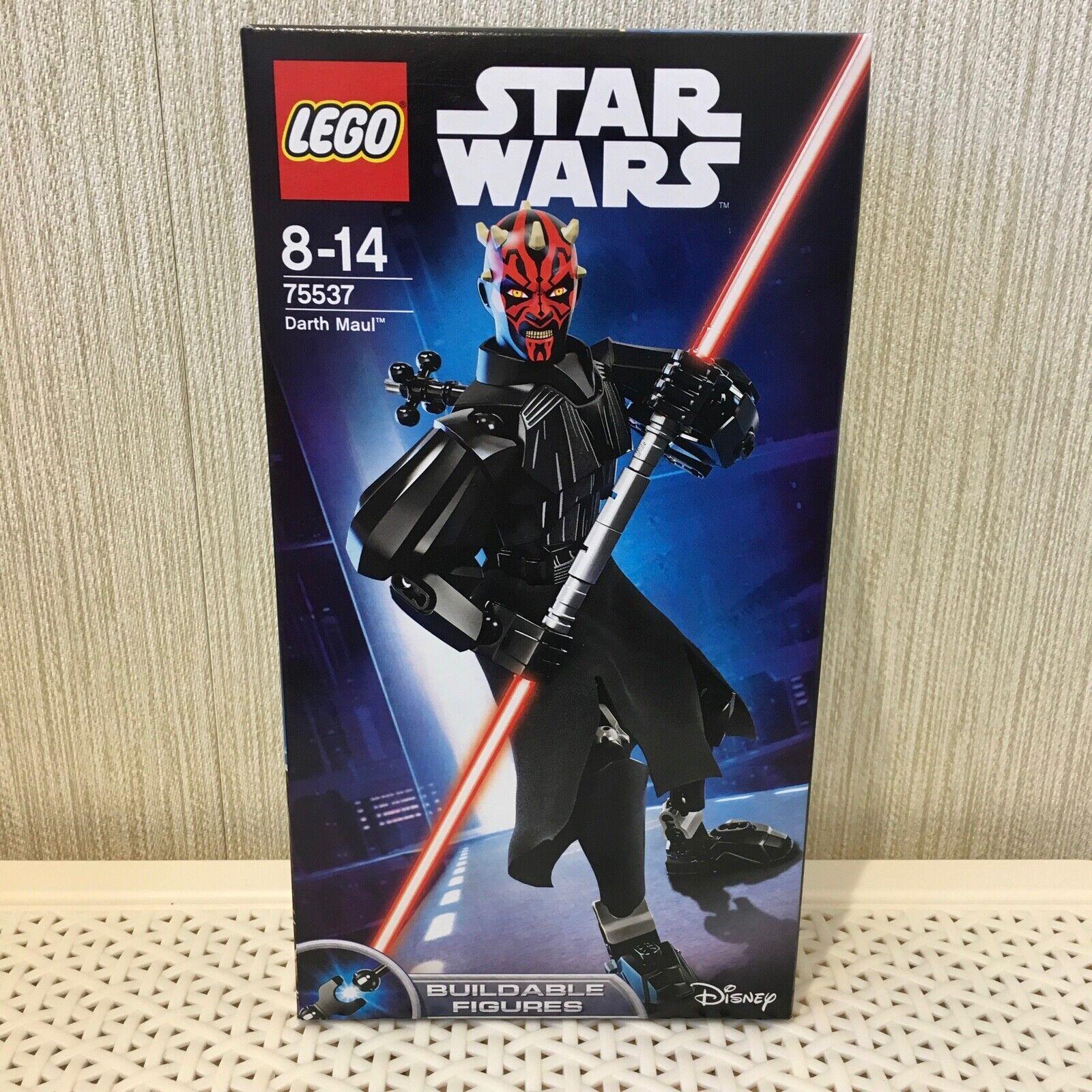 LEGO  75537 estrella guerras Darth Maul cifra Giocattolo Nuovo di Zecca  migliore offerta