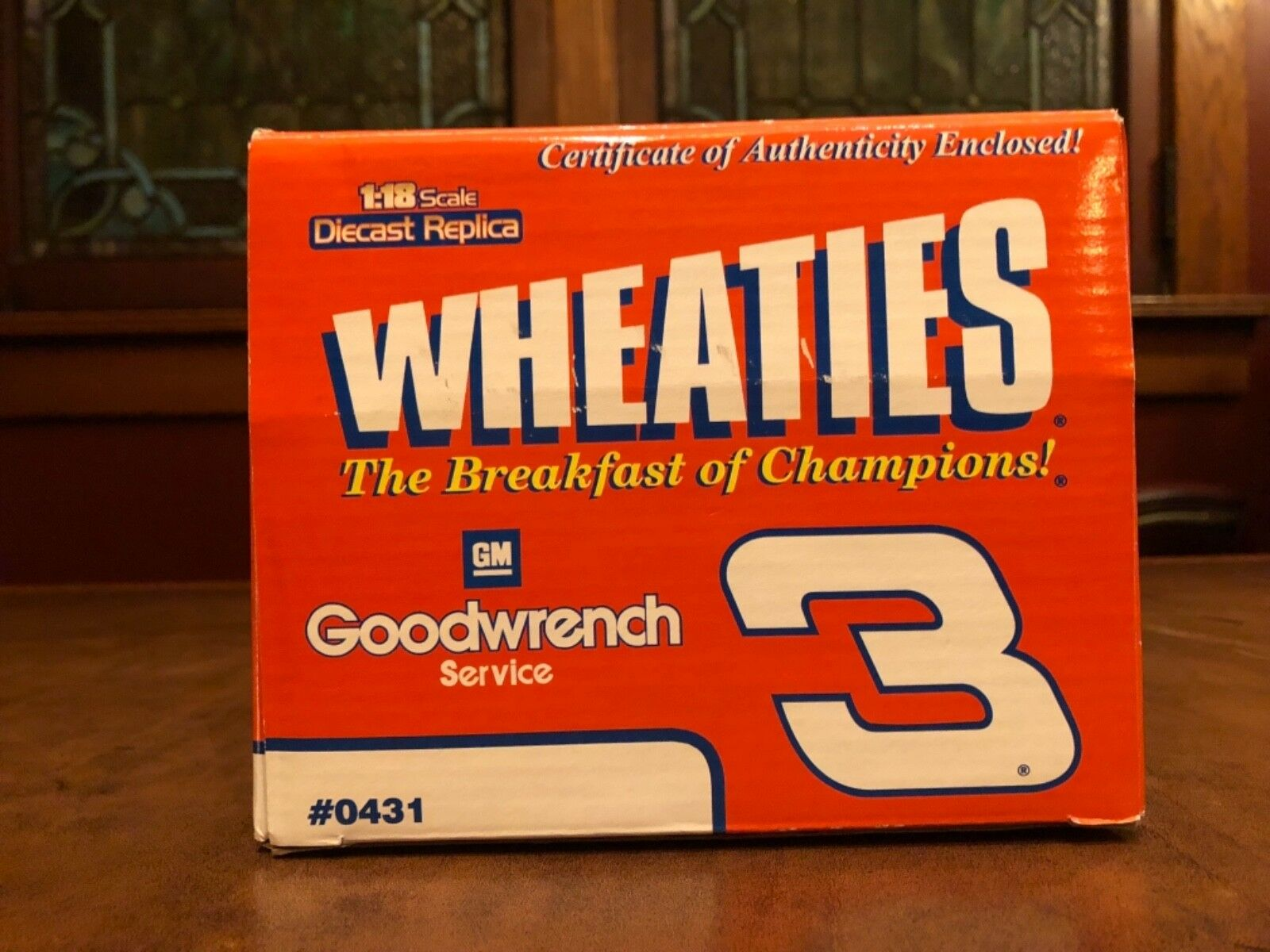 Dale Earnhardt Sr. 1 18 Wheaties Wheaties Wheaties NASCAR 1997 Revell Diecast cd6cd3