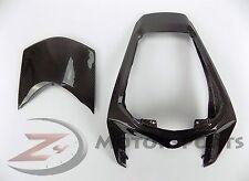 2008-2011 CBR1000rr 1000 Rear Upper Lower Tail Fairing Cowl 100% Carbon Fiber