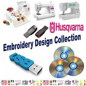 Husqvarna-16GB-USB-Memory-Stick-with-150-000-HUS-Machine-Embroidery-Designs-NEW