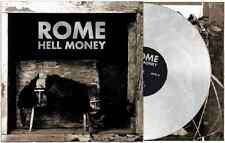 ROME Hell Money - LP / Clear Vinyl - Limited Numbered 500 + Signed + Booklet