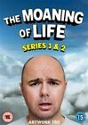 The Moaning of Life Season 1 2 Series One Two First Second Region 4 DVD