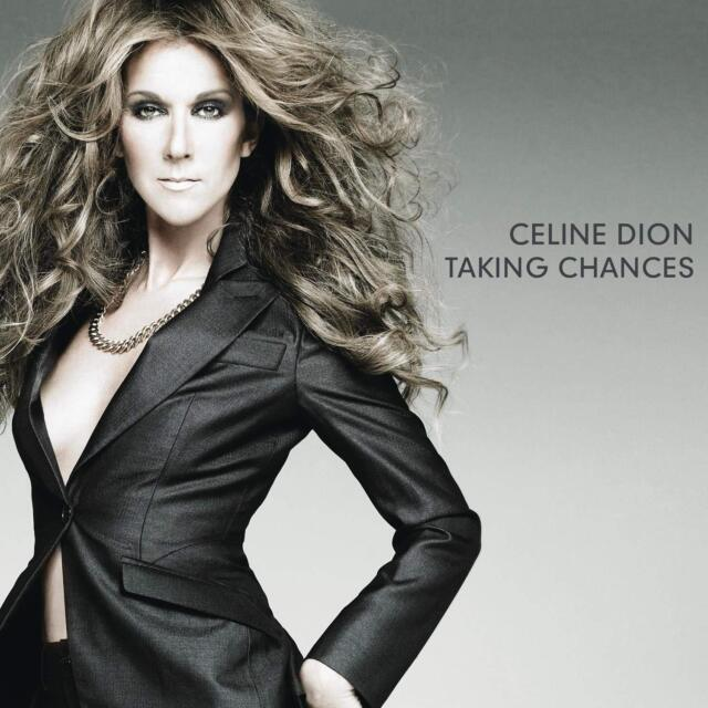 CELINE DION TAKING CHANCES CD NEW