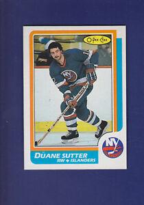 Duane-Sutter-1986-87-O-PEE-CHEE-Hockey-39-MINT-New-York-Islanders