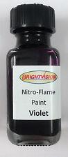 Brightvision VIOLET Nitro-Flame Redline Restoration and Custom Paint - VIOLET
