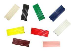 7-mm-Klebesticks-HEISSKLEBER-schwarz-rot-gruen-gelb-weiss-blau-HEISSKLEBEPISTOLE