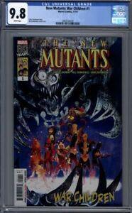 New-Mutants-War-Children-1-Bill-Sienkiewicz-Cover-amp-Art-1st-Print-CGC-9-8