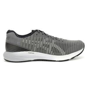 ASICS Men's Dynaflyte 3 Carbon/White Running Shoes 1011A002.020 NEW