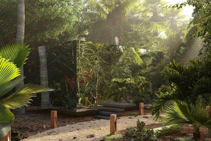 Equipado con Club de Playa, Preventa tipo LOFTS en TULUM, Quintana Roo