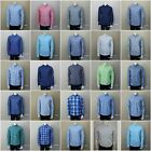 NWT HOLLISTER MEN`S by Abercrombie CLASSIC PLAID SHIRT MUSCLE FIT SIZE S,M,L,XL