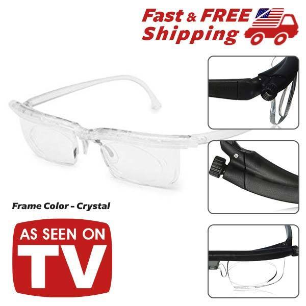bda40a3eb388 as Seen on TV Instant 20 20 Adjustable Glasses 4 Ounce 3433 for sale ...