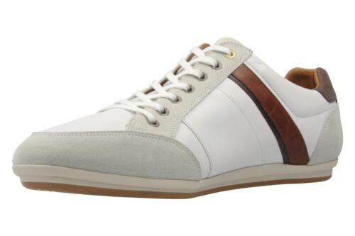 Pantofola Große Übergrößen D'oro Sneaker Herrenschuhe Xxl Weiß In rwrCqPZ