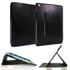 Premium Smart Cover für Apple iPad Mini 4 Tablet Schutzhülle Case Tasche schwarz