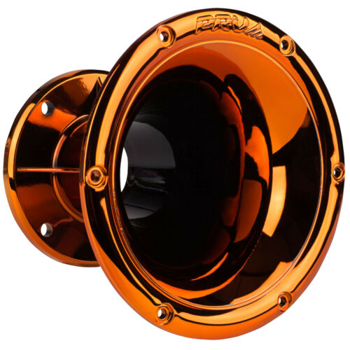 "PRV Audio WGP14-50 Orange Chrome 2/"" 45 x 45 Waveguide 4-Bolt"
