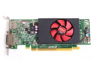 AMD-Radeon-R5-240-Video-Card-0F9P1R-1GB-PCIe-x16-DVI-DP-Low-Profile