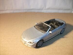 SIKU-BMW-645i-Cabrio-Num-1007