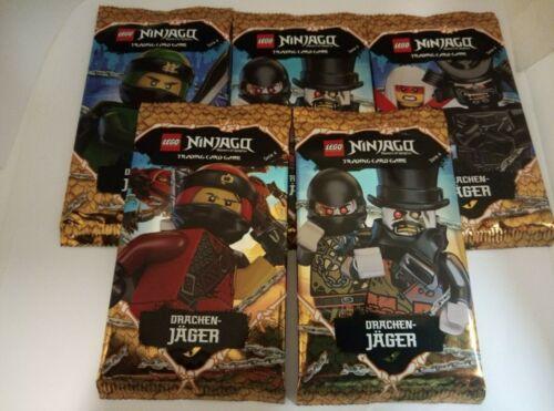 Lego Ninjago Starter-Pack série 4 trading card Blue Ocean cartes de collection Jouer