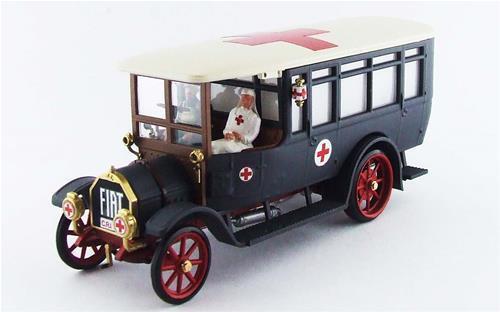 Envíos y devoluciones gratis. La Grande Guerra Fiat 18 Bl Autobus Autobus Autobus C.R.I. + 2 Figuras Rio 1 43 RIO1915-2D  nuevo estilo