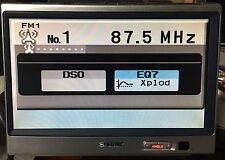 "OLD SCHOOL Sony XAV-7W IN-DASH 7"" LCD Monitor W/ DVX-11A CD/DVD Player,RARE"