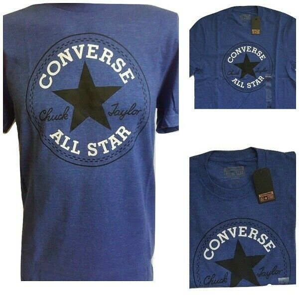 Star Chuck Taylor Crew Neck T Shirt