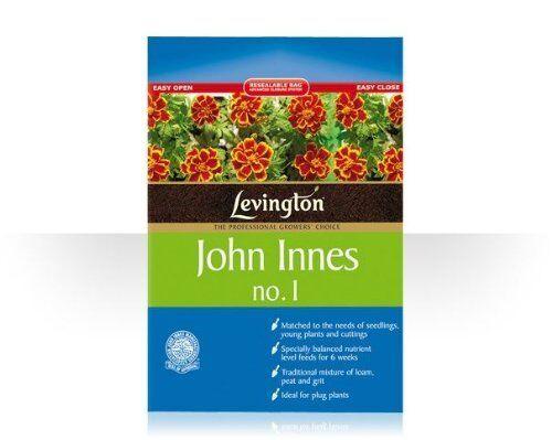 Levington John Innes No.1 Compost 8 Litres