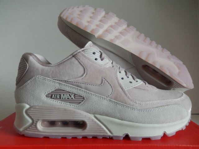 Nike Air Max 90 LX Womens 898512 600 Particle Rose Pink Running Shoes Size 10