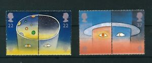 GB-1991-Europa-Europe-in-Space-full-of-stamps-Mint-Sg-1560-1563