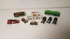 Readers Digest Cars Trolly Fire Truck Pierce Arrow Simplex Desire St lot of 11
