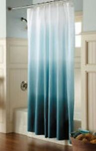 Target Home Threshold Ombre Cool Blue Shower Curtain Teal Aqua 72x72 New Have 4 Ebay See more ideas about threshold, target shower curtains, living room bench. details about target home threshold ombre cool blue shower curtain teal aqua 72x72 new have 4