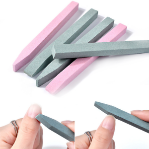 Nail-File-Cuticle-Remover-Trimmer-Buffer-Stone-Nail-Art-Manicure-Polished-Rod