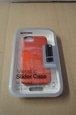 Incase iPhone 5 / 5s Metallic Slider Case CL69108 Mandrine Orange