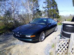 1993 BMW 840CI