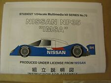 Studio 27 Nissan NP35 IMSA ST27-FK2475