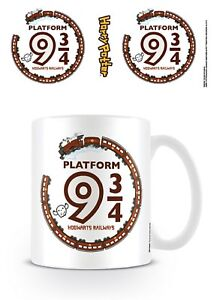Official-Harry-Potter-Kawaii-Platform-9-3-4-Mug-Magic-Wizard-Spell-HP-Gift