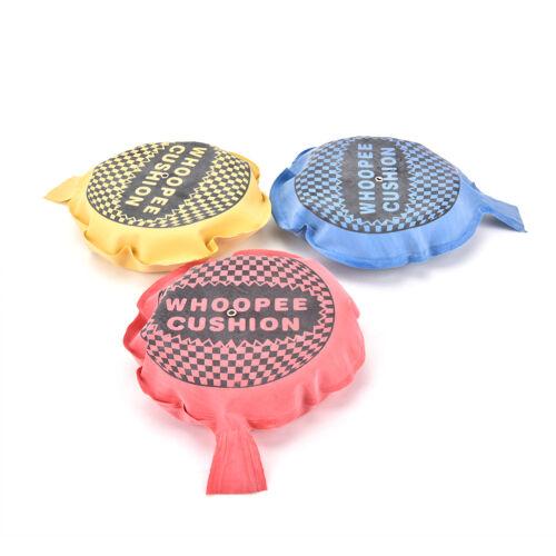 Whoopee Kissen Furz Whoopie Ballon Witz Streich Gag Trick Spaß Party Spielzeu HV
