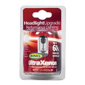 Bague Ultra Xenon Performance Lumineux Projecteur Voiture Ampoule-e Marqué-afficher Le Titre D'origine