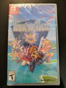 Trials of Mana - Nintendo Switch | Brand new | 1 day handling