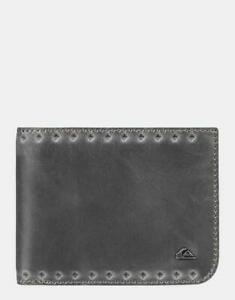 Quiksilver-GENUINE-WALLET-RFID-LEATHER-WALLET-Mens-Wallet-New-Urban-Chic