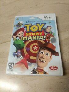 Disney Pixar Toy Story Mania Nintendo Wii