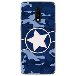 Coque-Gel-TPU-pour-Oneplus-7-Design-Camouflage-03-Dessins