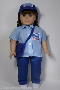 us postal worker uniform