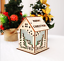 LED-Light-Wood-HOUSE-Cute-Christmas-Tree-Hanging-Ornaments-Holiday-Decoration thumbnail 8
