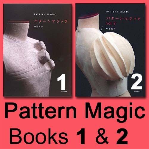 Books Pattern Magic Sophisticated Dress Elements 1 /& 2