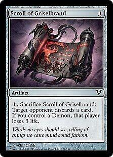 1x Hound of Griselbrand Avacyn Restored MtG Magic Red Rare 1 x1 Card Cards